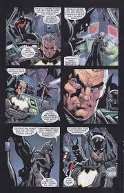 taughts on hellbat armor batman comic vine