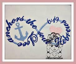 Love Anchors The Soul Hebrews - hebrews 6 19 infinity love anchors the soul hebrews 6 19