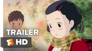 ghibli film express only yesterday official us release trailer 1 2016 studio ghibli