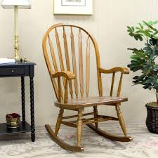 Rocker Cushions Hudson Bow Back Rocking Chair Hayneedle