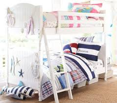 Bunk Bed  Single  Contemporary  Solid Wood CATALINA Pottery - Pottery barn kids bunk bed