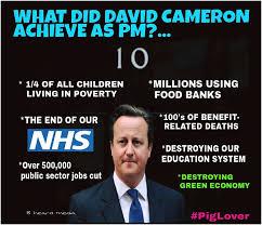 David Cameron Memes - david cameron s achievements not so funny political memes