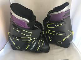 womens size 9 in ski boots lange mid system 4 6 downhill ski boots size 265 8 5 mens 9 5