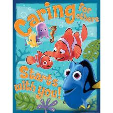 finding nemo caring poster eureka
