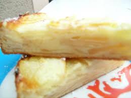 eryn folle cuisine gâteau invisible aux pommes et poires d eryn en passant par la
