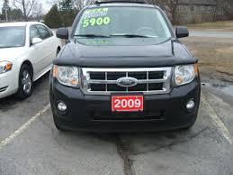 Ford Escape Horsepower - 2009 ford escape xlt 4x4 interior 3 bob currie auto sales