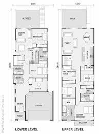 House Plans Small Lot Rock Felt Fern Small Lot House Floorplan By Http Www