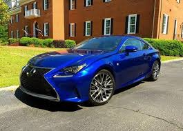lexus is f sport coupe 2015 lexus rc 350 f sport coupe the automotive advisor