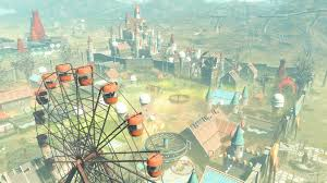 Fallout 3 Full Map Fallout 4 Nuka World Review Pc Gamer