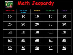 Classroom Jeopardy Template Sle Classroom Jeopardy Template 7 Jepordy Template