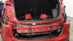 mazda cx 5 rear bumper cover removal u0026 installation 2013 youtube