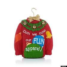 hallmark s sweater keepsake ornament omits from