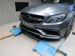 parts of mercedes mercedes amg coupe with c63 parts of chrometec tuningblog