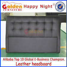 high quality king size leather bed headboards made in china a03