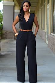 jumpsuit clothing 6 jumpsuit styles you can effortlessly pull at the office