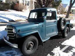 willys jeep truck autoliterate 1961 willys jeep pickup