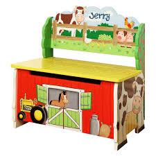 fantasy fields happy farm toy box hayneedle