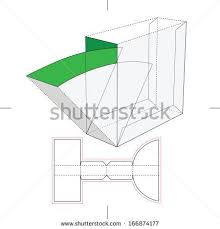 blueprint of bulb lamp stylized vector illustration blueprints