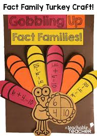 turkey crafts fact families activities addition and