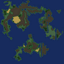 Fantasy World Map by The Best And Worst Jrpg World Maps Games Lists Jrpgs Paste
