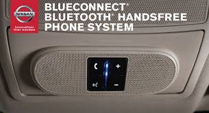 nissan altima coupe accessories blueconnect bluetooth hands free phone system genuine nissan