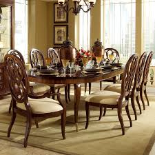 cosmo table and 6 chairs merlot american signature american