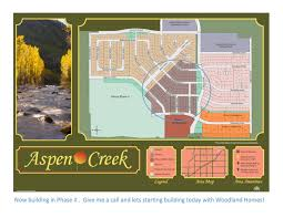 Aspen Map Aspen Creek Homes For Sale