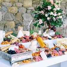 cuisine table bar food bar ideas for your wedding brides