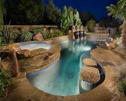 Average Cost Of Landscaping A Backyard Swimming Pool Cost U0026 Pricing Landscaping Network