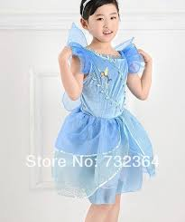 free ship children u0027s girls silvermist butterfly wing dress flower