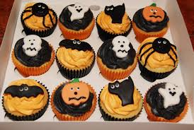 Halloween Decorations For Cakes by Easy Halloween Cupcake Ideas Your Cup Of Cake Halloween Cupcake