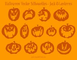halloween silhouette png halloween silhouette vector pack