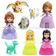 aliexpress buy sofia toys 8 princess