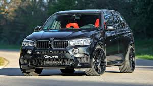 modified tuner cars a german tuner has tuned the bmw x5 m up to 690bhp top gear