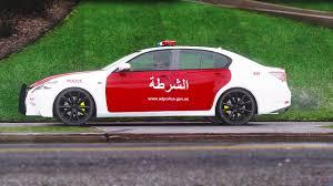 ad police lexus is350 abu dhabi police gta5 mods com