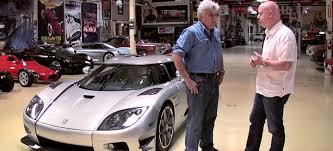 koenigsegg ccxr trevita supercar master class jay leno prueba el koenigsegg ccxr trevita de los