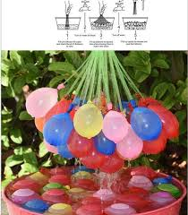 bunch balloons 1 set 37 pcs balloon bunch balloons amazing water balloon magic