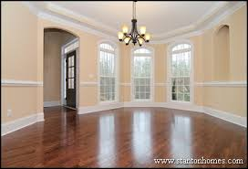 Dining Room Paint Ideas Dining Room Wall Ideas Most Popular Wall Treatments For New Homes