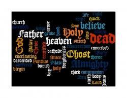 Sermons On Blind Bartimaeus Apostles U0027 Creed Sermon Series Anne Robertson