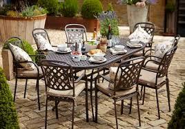 Aluminium Patio Sets Cast Aluminium Garden Sets Garden Furniture First Furniture
