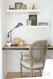 Desk Shelving Ideas 27 Awesome Floating Desks For Your Home Office Digsdigs