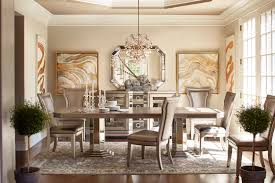 Dining Room Furniture Collection by The Angelina Collection Metallic Value City Furniture