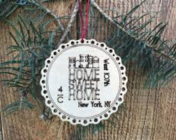 first apartment ornament etsy