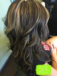 rich dark neutral chocolate brown with blended highlights a great