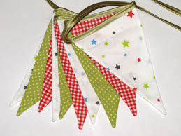 fabric home decor sale christmas garland fabric garland flag garland bunting