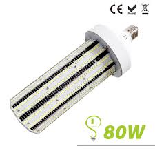 80 watt post top retrofit led corn light bulbs