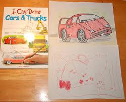 draw cars u0026 trucks u2013 lieu preschool