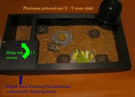 complete tortoise habitat medium for sale from the turtle source