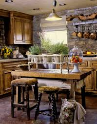 country decorating ideas kitchen design