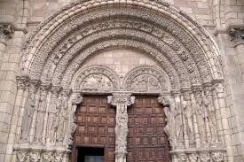 romanesque architecture what ideas made medieval art